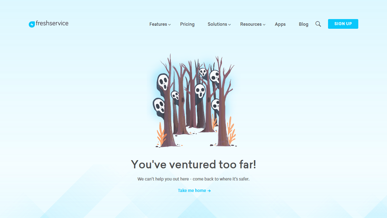 freshservice.com 404 page