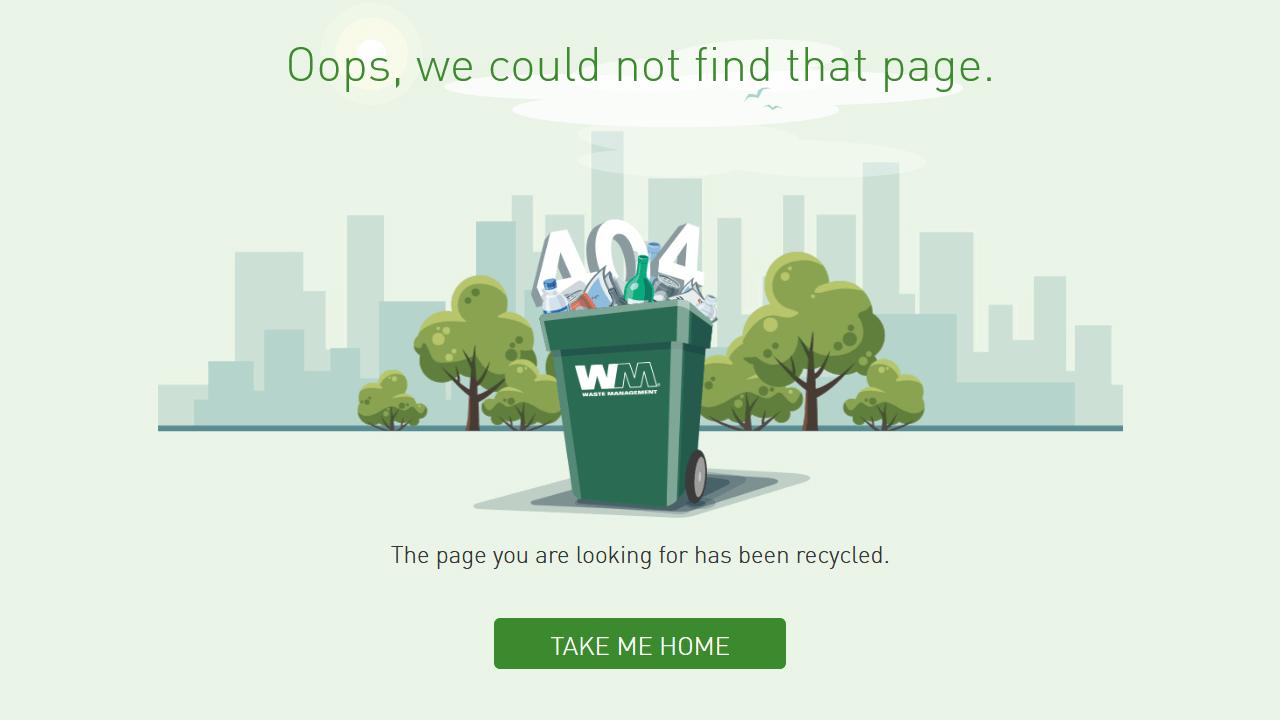 wm.com 404 page