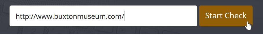Start new link check